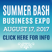 Summer Bash - Business Expo 2017 Event Banner