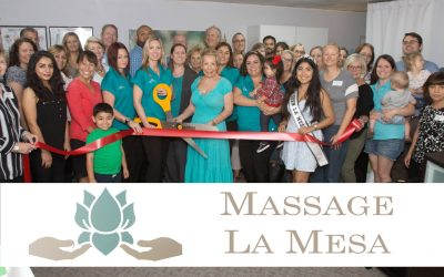 """Massage La Mesa WAS The """"Fun Zone""""  and Place to Be on November 10th"""