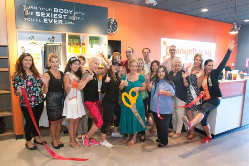 Orangetheory Fitness is a Healthy Pleaser!
