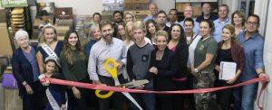 La Mesa Flooring Company Ribbon Cutting