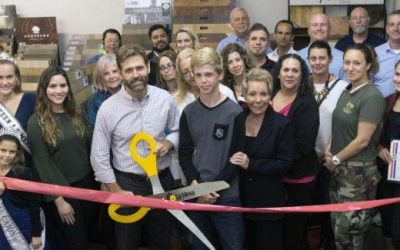 La Mesa Flooring Company Celebrates Their New Name And an Open House!