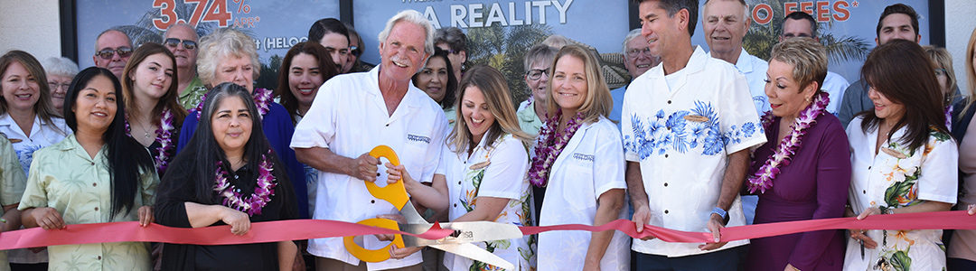 The First Financial Credit Union Grand Opening was a Tropical Affair