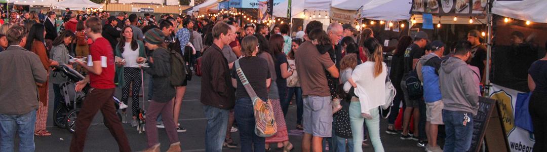 First Friday Night Market