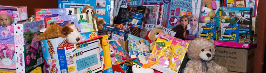 """La Mesa Chamber Members Give the Phrase """"There's No Place Like Home for the Holidays"""" New Meaning by Collecting Toys for La Mesa Military Families on December 4th"""